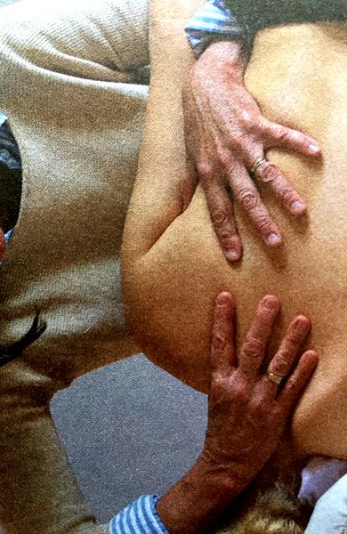 CAROLINE VON BERNUTH, Physiotherapie